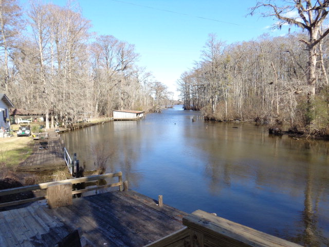 View to Chowan River